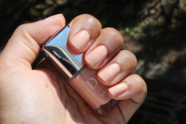Dior Sunkissed swatch