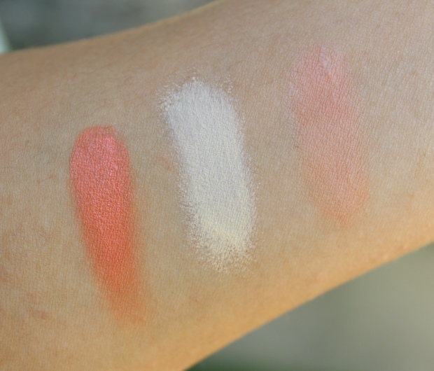 MAC Orange corrector and Maybelline Neutralizer