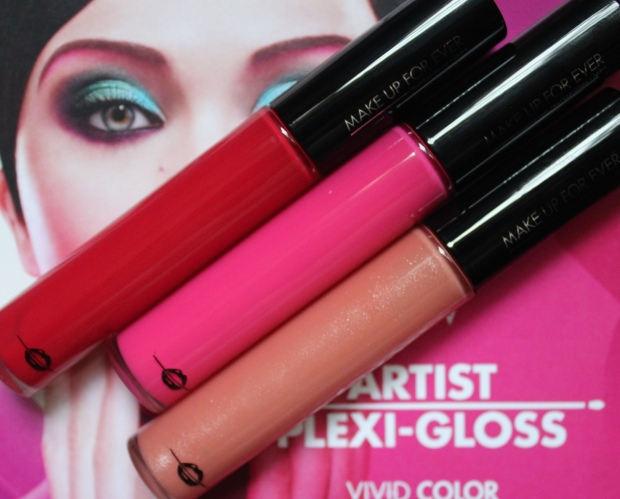 Make Up For Ever Plexi-Glosses