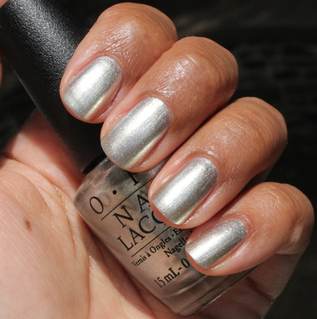 OPI Centennial Celebration swatch