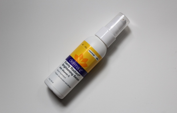 derma e Evenly Radiant Brightening Serum w/Vitamin C