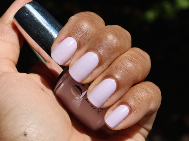 OPI Lavendurable swatch