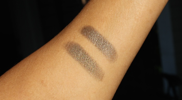 MUFE shadow comparison I628 vs ME108