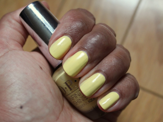 OPI Bee Mine Forever swatch