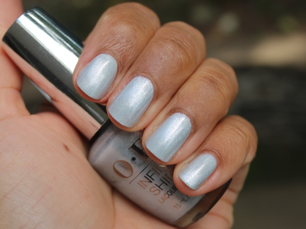OPI Go to Grayt Lengths swatch