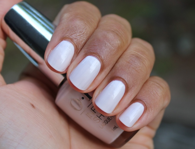 OPI Beyond the Pale Pink swatch