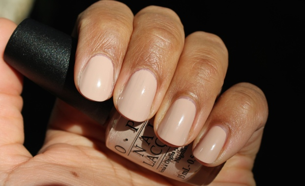 OPI Tiramisu for Two swatch