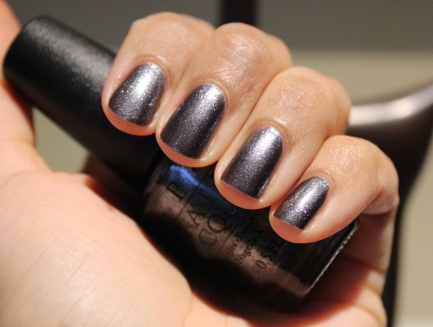 OPI No More Mr. Night Sky swatch