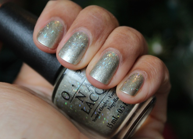 OPI Is This Star Taken? swatch