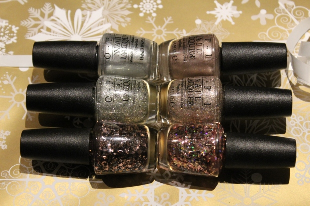 OPI Starlight Collection 2015