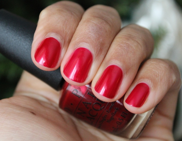 OPI Ro-man-ce on the Moon swatch