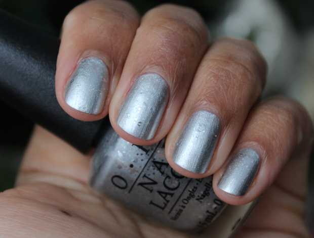 OPI By the Light of the Moon swatch